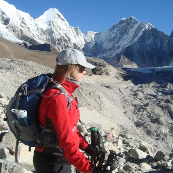 Ready to Move Everest Base Camp