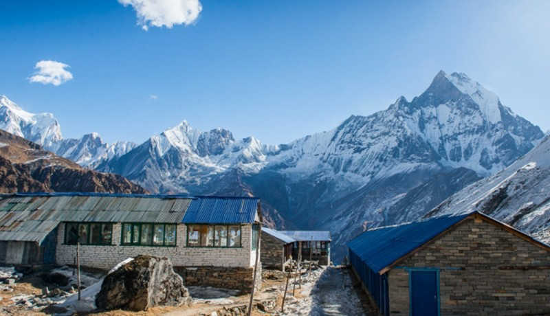 Annapurna Base Camp Trek Banner Image