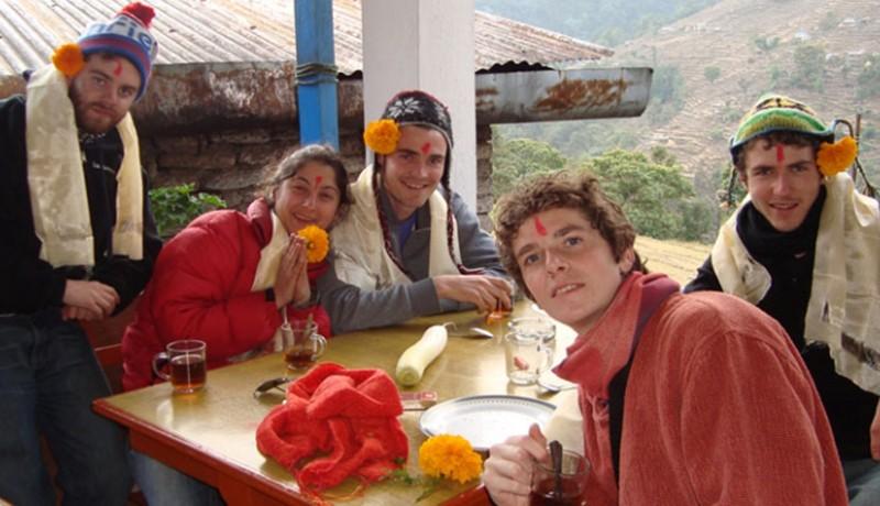 Annapurna Panorama Trek Banner Image