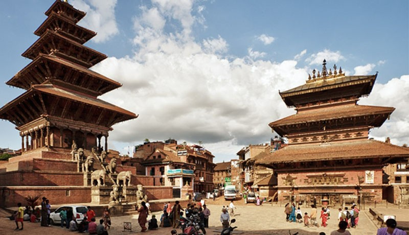 Bhaktapur and Patan Tour Banner Image