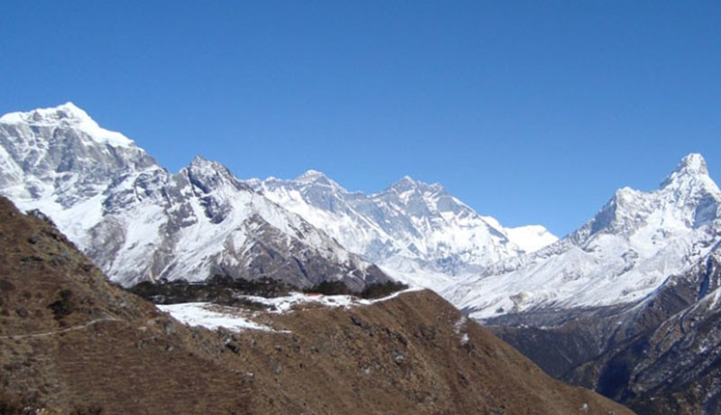 Everest Panorama Trek Banner Image