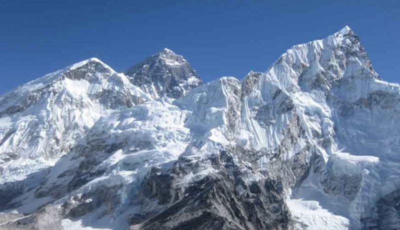 Gap Everest Base Camp Banner Image