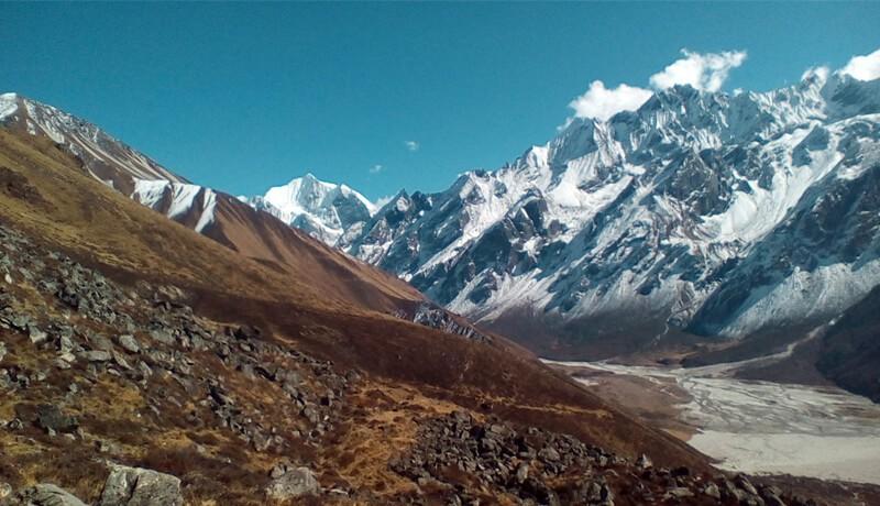Langtang Valley Trekking Banner Image