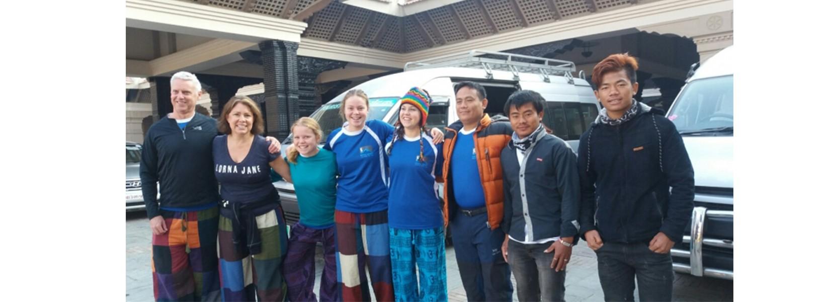 Nepal Spirit Adventure
