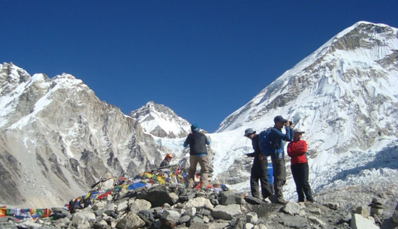 Classic Everest Base Camp Trek Banner Image