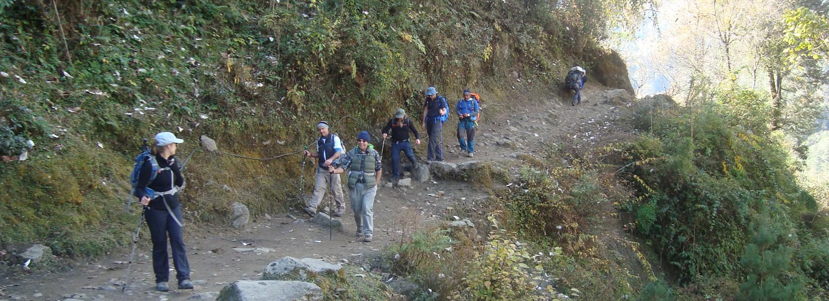 Complete Guide Trek to Everest Base Camp
