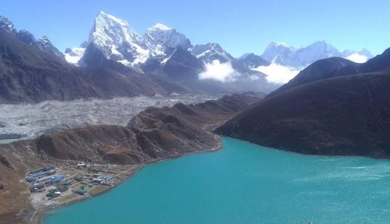 Everest 3 High Passes Trek