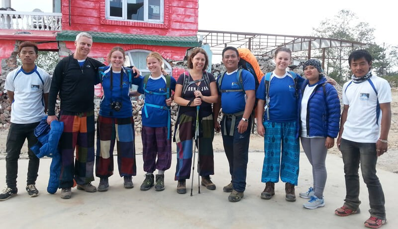 Kathmandu High Hill Hiking