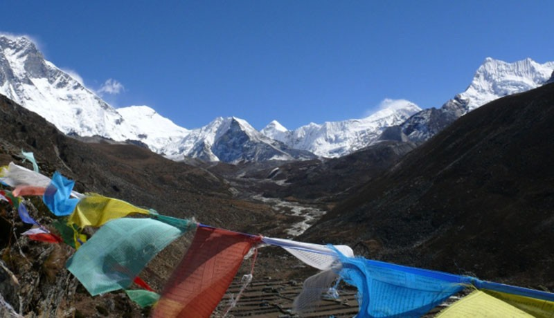 Everest Luxury Lodge Trek Banner Image