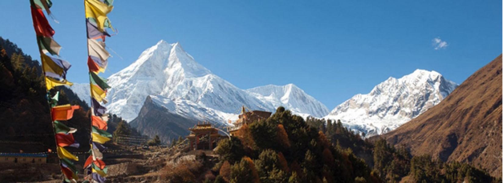 Manaslu Trek Region Banner Image