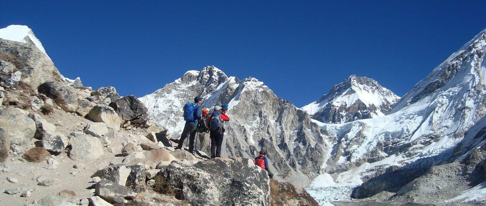 Explore Everest Base Camp Trekking 2020