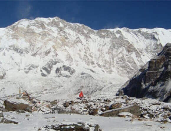 Annapurna Base Camp Trek Thumbnail Image