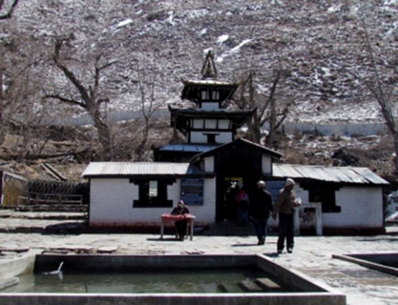 Holy Muktinath Trek Photo