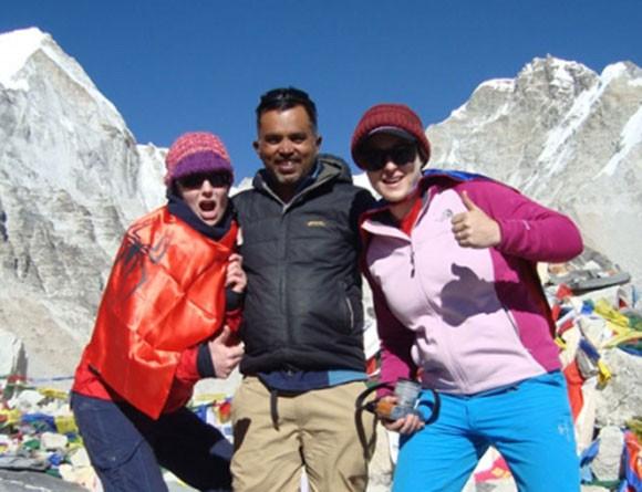 Classic Everest Base Camp Trek Thumbnail Image