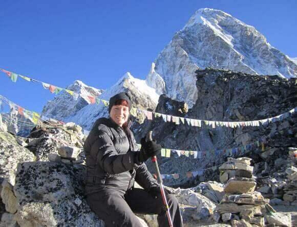 EBC Cho La Pass Trek