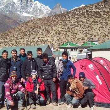 Everest Base camp with Island Peak Climbing